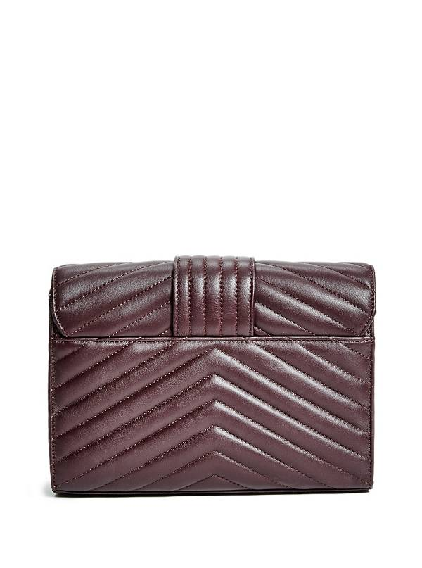 4236fceee1 GUESS by Marciano Mila Quilted Crossbody