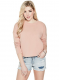 G by GUESS Kenzie Lace-Up Sweatshirt