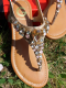 G by GUESS Londeen Embellished Flat Sandals