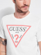 GUESS Triangle Logo Tee