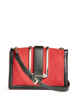 GUESS by Marciano Color-Blocked Shoulder Bag