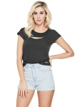 GUESS Rina Cut Out Top