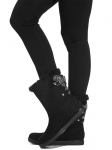 GUESS Allyse Logo Bow Boots