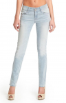 GUESS Sarah Skinny Jeans in Extreme Light Wash