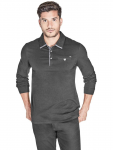 GUESS Jonas Contrast Polo