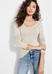 GUESS Scoop-Neck Sweater