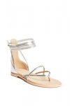GUESS Del Mar Lace-Up Sandals